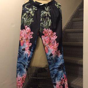 Stella McCartney Floral Pants